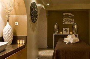 spa le six hotel