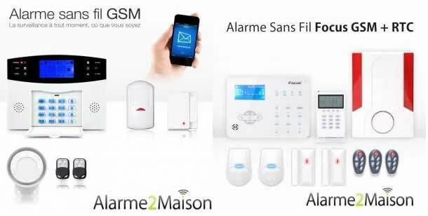 alarme maison